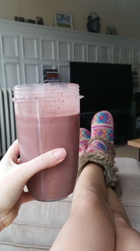 Morning Shakeology Smoothie